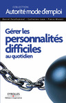 Livre numrique Grer les personnalits difficiles au quotidien