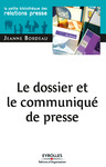 Livre numrique Le dossier et le communiqu de presse