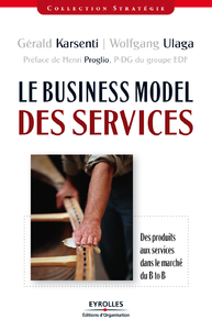 Livre Le business model des services