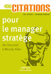 Livre numrique 400 citations pour le manager stratge