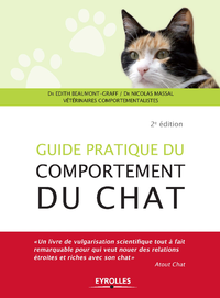 Livre Guide pratique du comportement du chat
