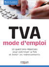 Livre numrique TVA mode d&#x27;emploi