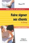 Livre numrique Faire signer ses clients