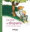 Livre numrique La rose a disparu