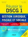 Livre numrique Russir le DSCG 1 - Gestion juridique, fiscale et sociale