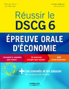 Livre numrique Russir le DSCG 6 - Epreuve orale d&#x27;conomie