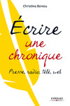 Livre numrique Ecrire une chronique