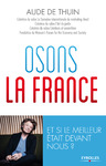 Livre numrique Osons la France !