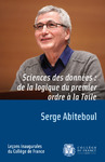 Livre numrique Sciences des donnes: de la logique du premier ordre  la Toile