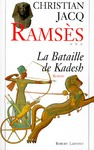 Livre numrique Ramss - T3 - La bataille de Kadesh