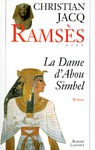 Livre numrique Ramss - T4 - La dame d&#x27;Abou Simbel