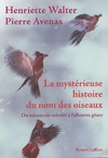 Livre numrique La mystrieuse histoire du nom des oiseaux