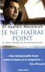 Livre numrique Je ne harai point