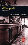 Livre numrique Le chien jaune