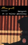 Livre numrique Maigret et le voleur paresseux