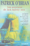 Livre numrique Les aventures de Jack Aubrey T3