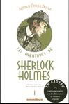 Livre numrique Les Aventures de Sherlock Holmes -