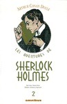 Livre numrique Les Aventures de Sherlock Holmes Tome 2