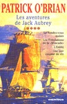Livre numrique Les aventures de Jack Aubrey T4