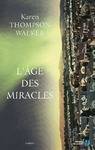 Livre numrique L&#x27;Age des miracles