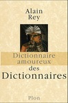 Livre numrique Dictionnaire amoureux des dictionnaires