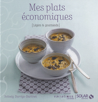 Livre numrique Mes plats conomiques - Variations Lgres