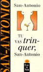 Livre numrique Tu vas trinquer, San-Antonio