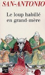 Livre numrique Le loup habill en grand-mre