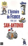 Livre numrique L&#x27;histoire de France vue par San-Antonio