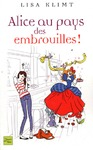 Livre numrique Alice au pays des embrouilles