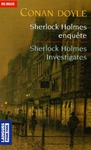 Livre numrique Sherlock Holmes enqute