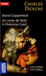 Livre numrique David Copperfield - A Christmas Carol