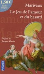 Livre numrique Le Jeu de l&#x27;amour et du hasard