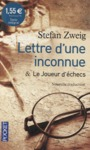 Livre numrique Lettre d&#x27;une inconnue suivie de Le joueur d&#x27;checs