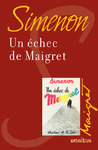 Livre numrique Un chec de Maigret