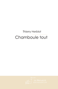 Livre numrique Chamboule tout