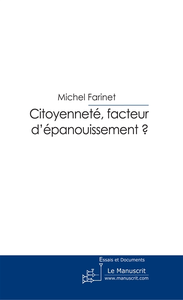 Livre numrique Citoyennet facteur d&#x27;panouissement ?