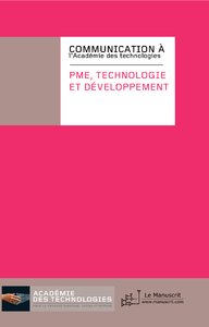 Livre numrique PME, Technologies et dveloppement