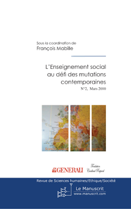 Livre numrique Revue de Sciences humaines / Ethique / Socit n2 : LEnseignement social au dfi