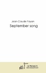 Livre numrique September song