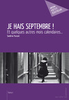Livre numrique Je hais septembre !
