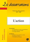 Livre numrique L&#x27;action - Thme de culture gnrale 2007-2008