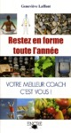 Livre numrique Restez en forme toute l&#x27;anne - Soyez votre propre coach
