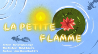Livre numrique La petite flamme