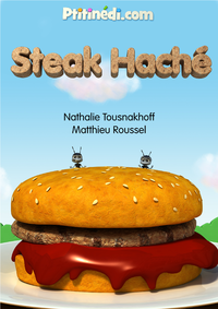 Livre numrique Steak hach