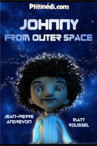 Livre numrique Johnny from Outer Space