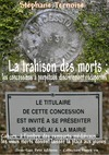Livre numrique La trahison des morts : les concessions  perptuit discrtement rcupres