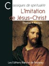 Livre numrique L&#x27;imitation de Jsus-Christ