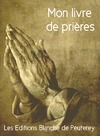 Livre numrique Mon livre de prires