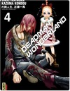 Livre numrique Deadman Wonderland T4